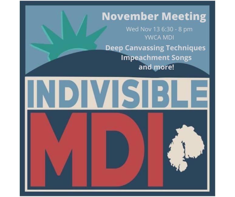 November Meeting